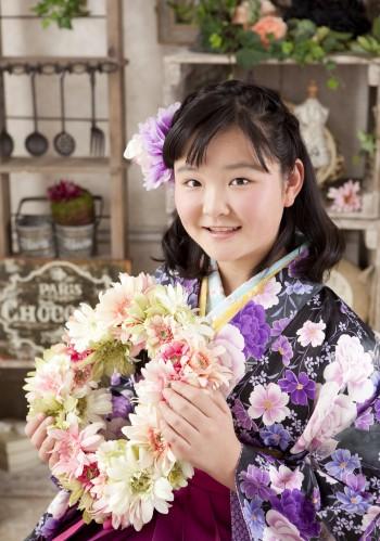 小学生袴のレンタル・撮影も岐阜創寫舘で♪衣装もたくさん揃ってますよ!