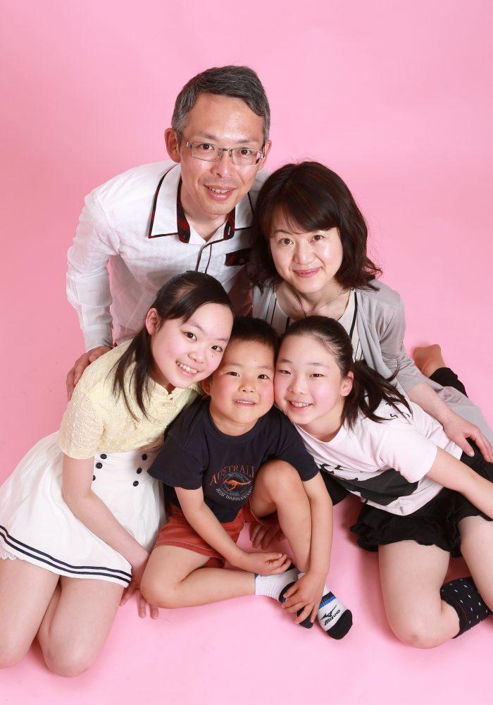 家族の成長を記録に☆ 家族写真を撮ろう♪