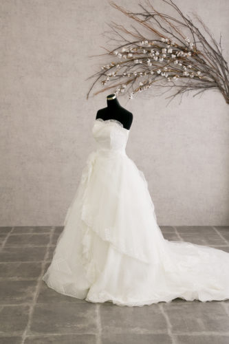 ウエディングドレス WD33