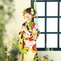 新作衣装で 新たな和姫撮り( *´艸`)