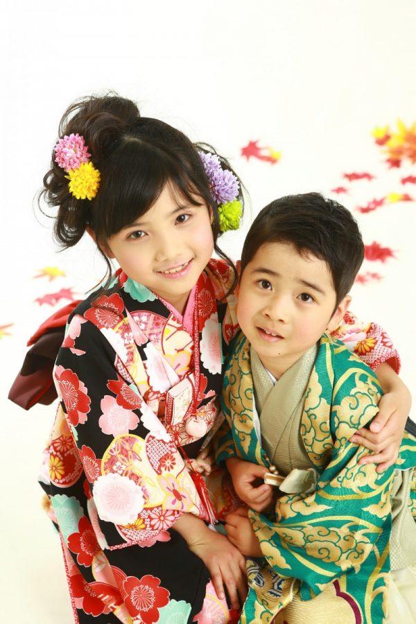 今日の主人公 5歳の僕(*^-^*)