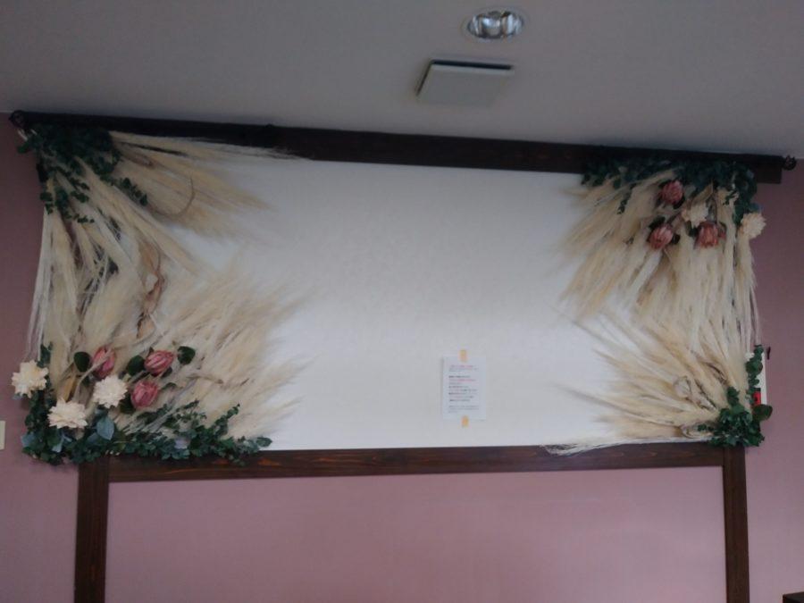1階のフロアー看板完成一歩前!! そして謎の部屋