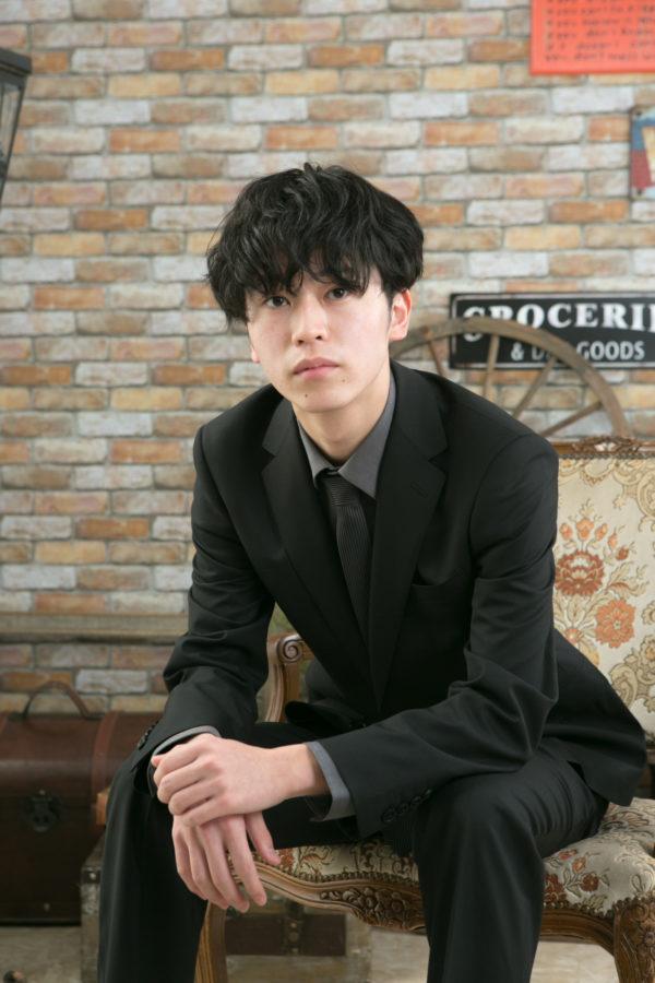 モデル並みの写真ですね 成人男性袴・スーツ